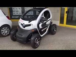 Renault Twizy Occasion : renault twizy intens 80 occasion saisir youtube ~ Maxctalentgroup.com Avis de Voitures