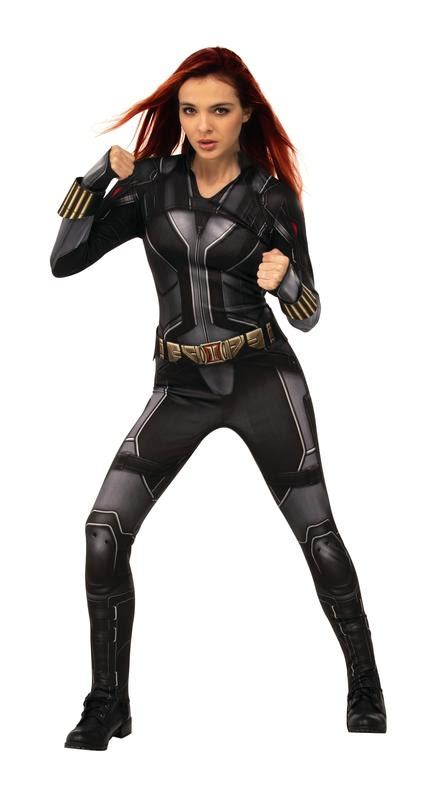 Rubies Marvel Black Widow Adult Halloween Costume