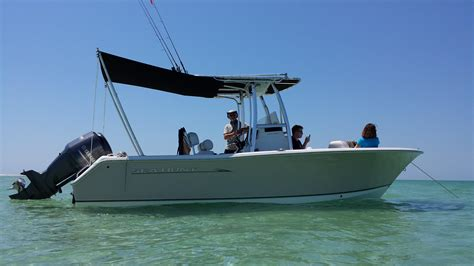 Boat Bimini Top Center Console by Bimini Top Extension The Hull Boating And