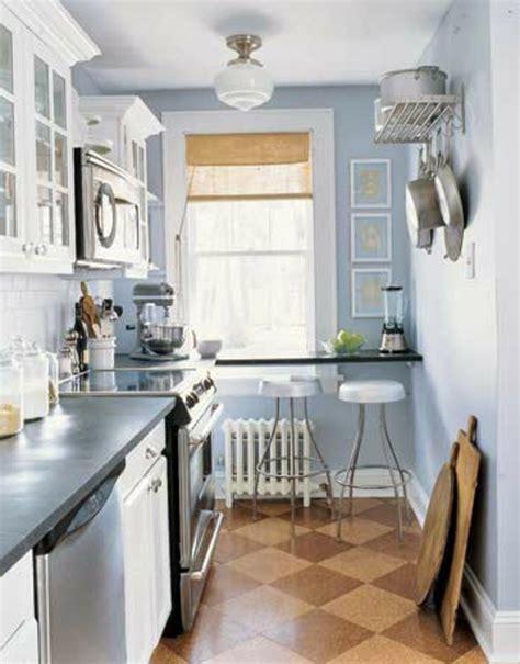 cuisines petites surfaces comment amenager une cuisine archzine fr