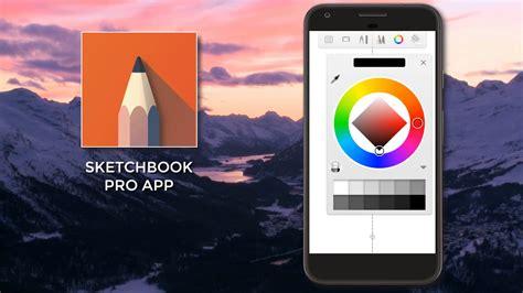 mobile sketchbook draw with autodesk sketchbook app in mobile sketchbook