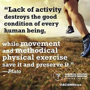 Pin by Fitness ... Fitness Movement Quotes