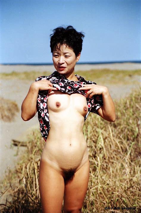outdoors fun wife naked korean having