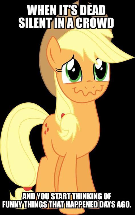 applejack meme obligatory pony safe
