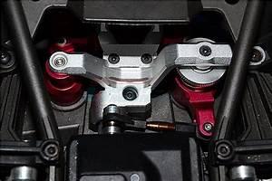 Traxxas 1  8 X-maxx Aluminium Steering Assembly