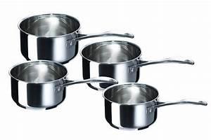 Casserole Pour Plaque A Induction : serie de casseroles pour induction serie de 3 casseroles inox tous feux induction casserole ~ Melissatoandfro.com Idées de Décoration