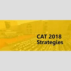 All About Cat 2018 Strategies Catking