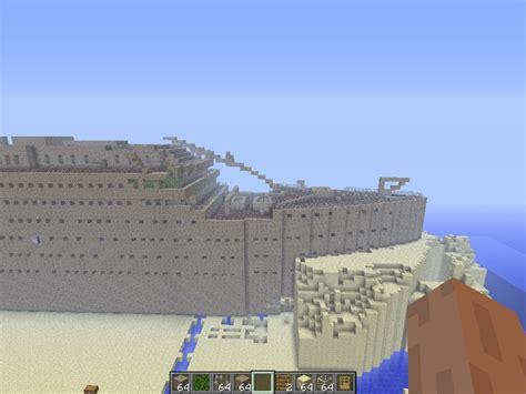 minecraft titanic wreck v 2 0 maps mod f 252 r minecraft