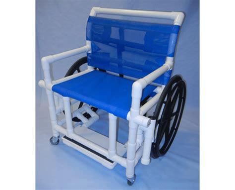 healthline 24 quot pvc shower wheelchair 400 lb free