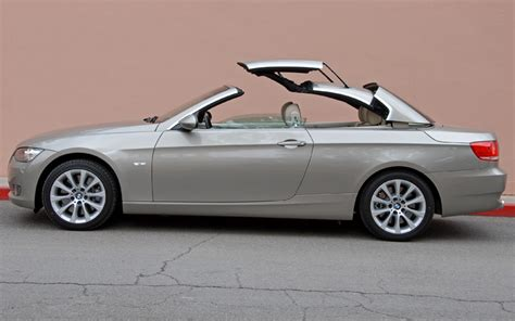 Bmw 335i Convertible by 2007 Bmw 335i Convertible Drive Review Motor Trend