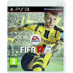 Electronics Art Fifa 2017 per PS3 - Game PlayStation 3 BYTECNO