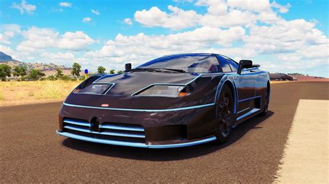 Forza Horizon 3  Part 79  Bugatti Eb110 Super Sport