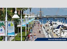 The Tampa Riverwalk City of Tampa