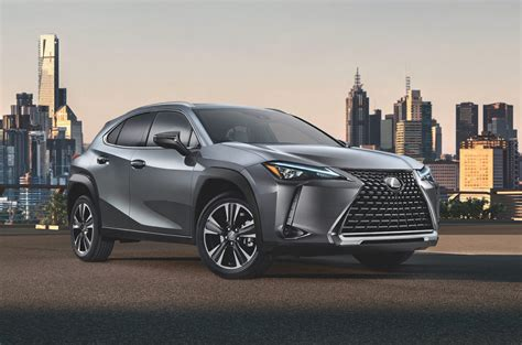 lexus ux compact suv officially revealed at geneva show