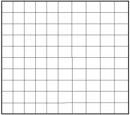 multiplication and division of fraction blank 100 grid numeracy resources vegetable garden