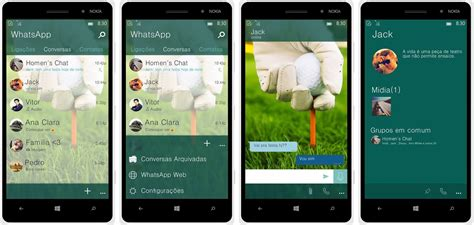 whatsapp releases windows phone update neurogadget