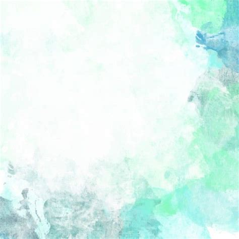 Watercolor Background Vert Fond D Aquarelle Climate Change