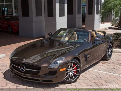 Amg® convertible for sale in the woodlands, tx. 2014 Mercedes-Benz SLS AMG GT Convertible For Sale | GC-25867 | GoCars