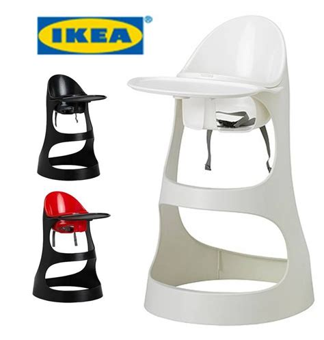 chaise haute childwood chaise haute léopard d 39 ikea child baby care products