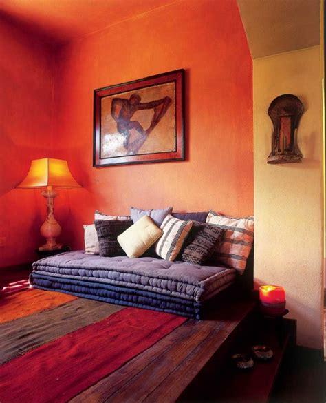 chambre style marocain décoration maison dans style marocain 35 idées inspirantes