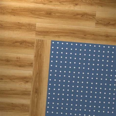 Spot Prussian Blue Floor Tile   Cath Kidston For Harvey Maria