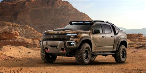 chevrolet unveils hydrogen powered colorado zh fuel cell