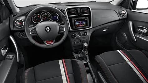 renault alaskan interior renault sandero 2018 preços fotos e versões