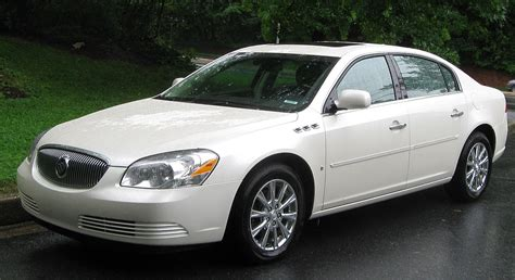 2008 Buick Lucerne Super Pricing Announced