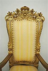 Mahagoni Farbe Holz : dekorativer thron thronstuhl sessel mahagoni farbe holz gold kaufen bei manfred kiep einzelhandel ~ Orissabook.com Haus und Dekorationen