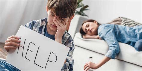children  cope family addiction  sagebrush