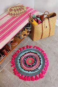 Teppich Selber Weben : so einfach kann man selber einen teppich weben handarbeiten diy teppiche weben und ~ Orissabook.com Haus und Dekorationen