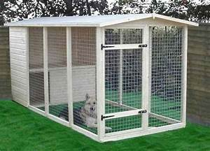 homemade outdoor dog kennels furry friends pinterest With pictures of outdoor dog kennels