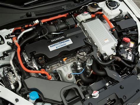 Honda Accord Phev (2014)