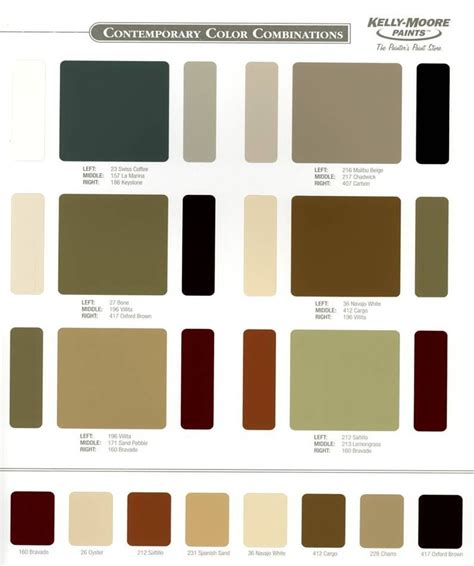 Modern Home Beautiful Exterior Paint Color Schemes