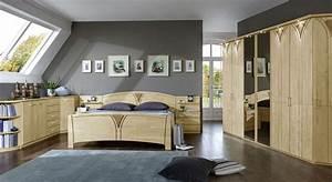 Schlafzimmer Komplett Mit Aufbauservice : schlafzimmer komplett birke teilmassiv mit viel stauraum karia ~ Bigdaddyawards.com Haus und Dekorationen