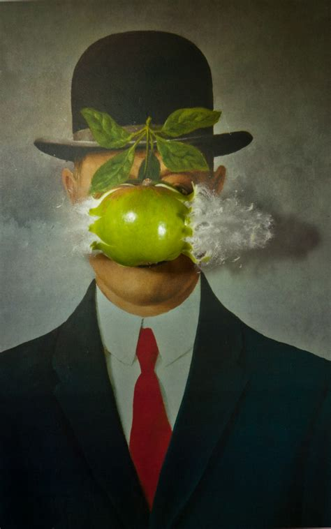 Magritte Massacre I Have Had This One Floating Around In Make Your Own Beautiful  HD Wallpapers, Images Over 1000+ [ralydesign.ml]