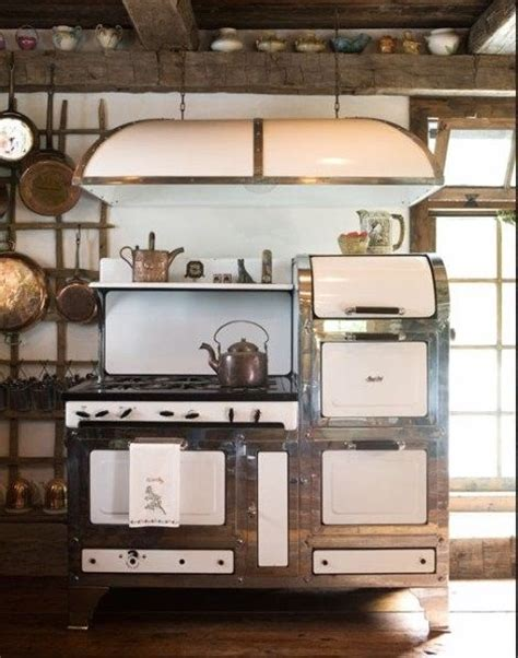 A Most Amazing Vintage Stove  Kitchens & Cooking Pinterest