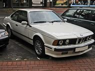 1980 BMW 6 Series