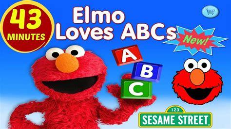 Elmo Cartoons In English
