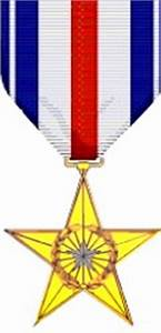 US Military Medals - Silver Star