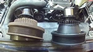 2005 Ford Explorer Harmonic Balancer Replacement