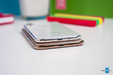apple iphone xs and xs max review phonearena