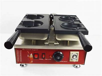 Waffle Maker Machine 110v Nonstick 1500w Baker