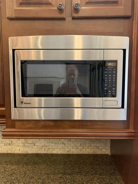 ge monogram built  microwave  sale  scottsdale az offerup