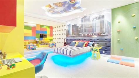 15 Amazing Kids Bedrooms Part 2 Youtube