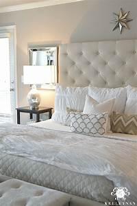 master bedroom bedding Master Bedroom Update - Kelley Nan
