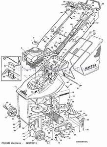 Harrier 41 Lawn Mower Parts