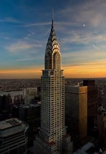 Template Real Estate Chrysler Building Property Management