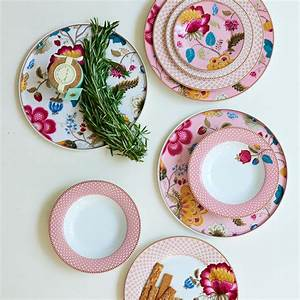 Pip Studio Homewear : pip studio suppenteller bloomingtales pink online kaufen emil paula ~ Sanjose-hotels-ca.com Haus und Dekorationen