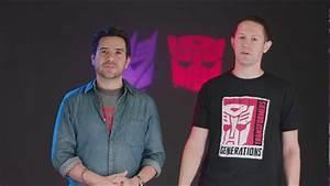 Hasbro Team Members John Warden And Ben Montano Talk About ...